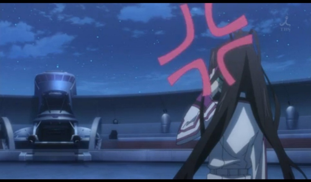 IS: Infinite Stratos Episode 9 (2/6)
