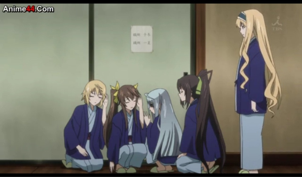 IS: Infinite Stratos Episode 10 (3/6)