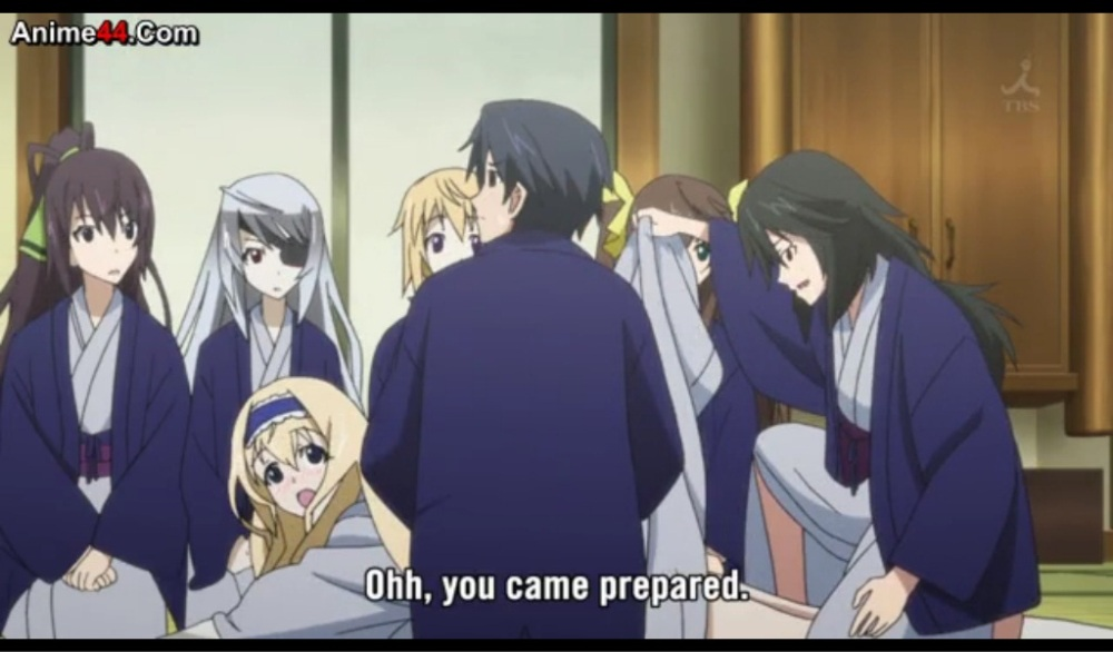 IS: Infinite Stratos Episode 10 (6/6)