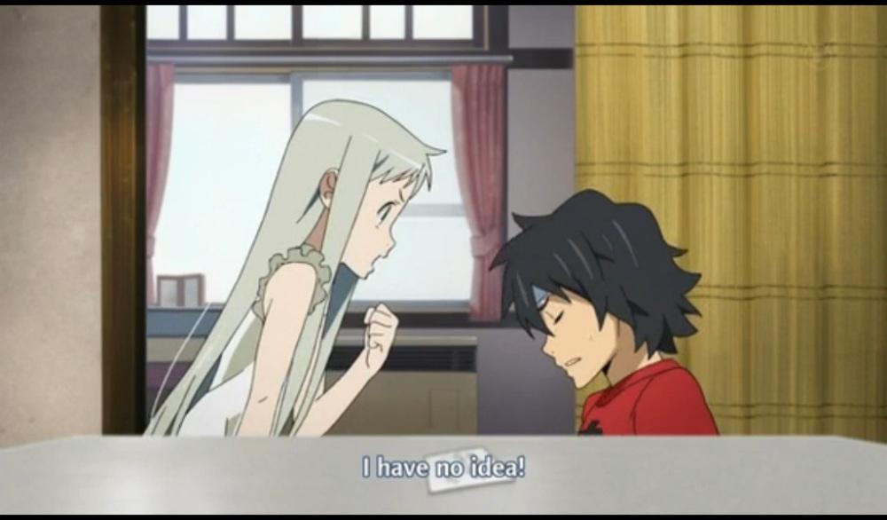 Ano hi Mita Hana no Namae wo Bokutachi wa Mada Shiranai Episode 1 (2/6)
